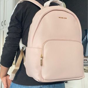 New Mk large backpack 💝 Erin pink